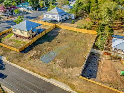 VACANT LAND IN IPSWICH'S BEST LOCATION!