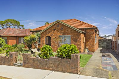 Double brick family home offering space, peace and comfort throughout.
