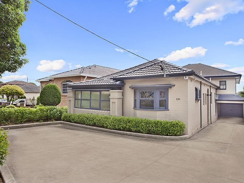 121 Burwood Road Concord 2137