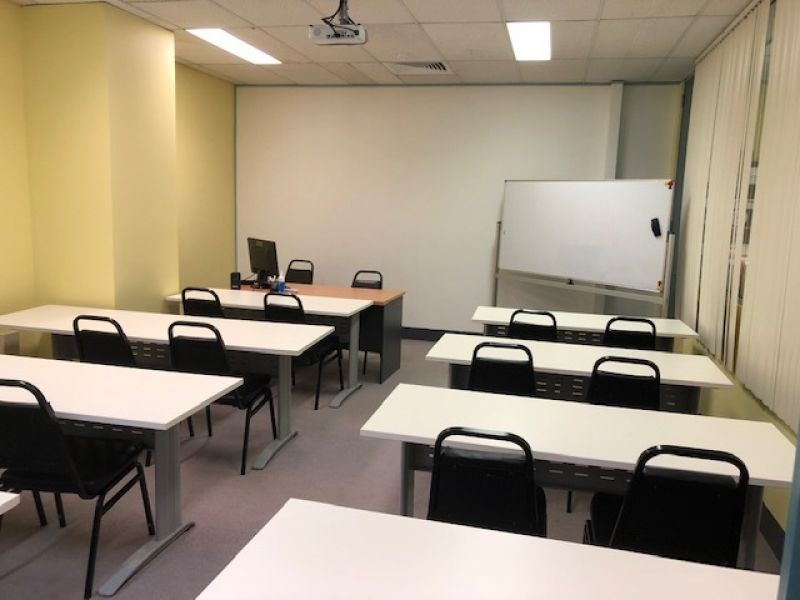 Space for Training 741 George St in Haymarket