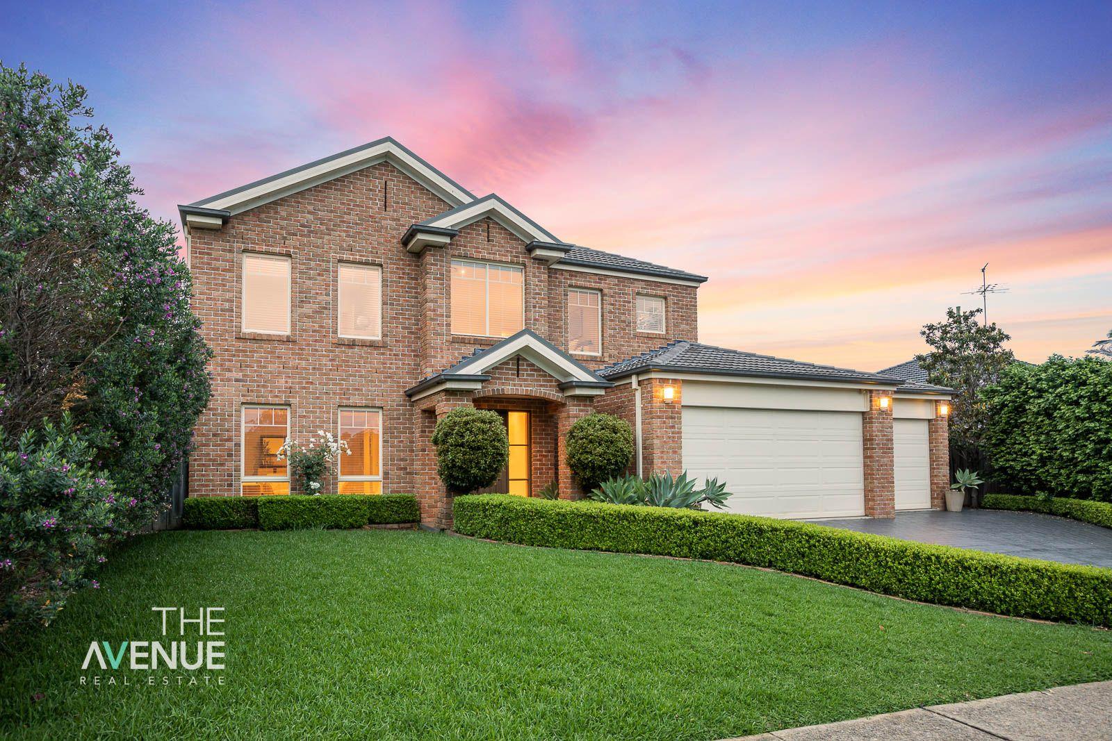5 Redden Drive, Kellyville NSW 2155