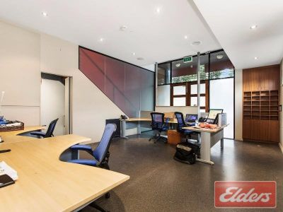 PREMIUM OFFICE SPACE ON CUSP OF SOUTH BANK!