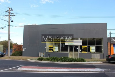 1,161sqm - Open Plan Showroom in Perfect Position