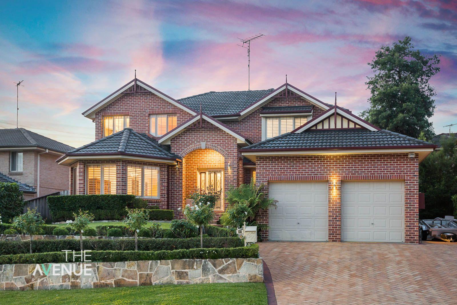 48 Crestview Avenue, Kellyville NSW 2155