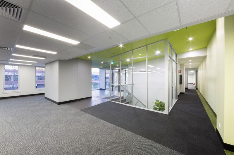 Quality Office Space With Abundant Amenity