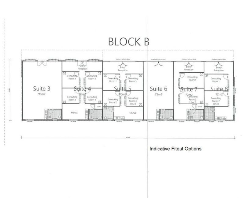 Brand New Commercial Building Strata Units -