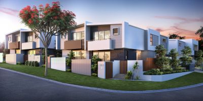 Boutique Townhouse Development in TSS Area
