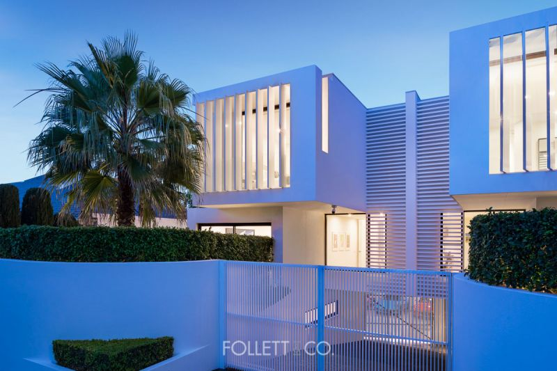 Privacy and Luxury Designed by Renowned Martin Friedrich Architects