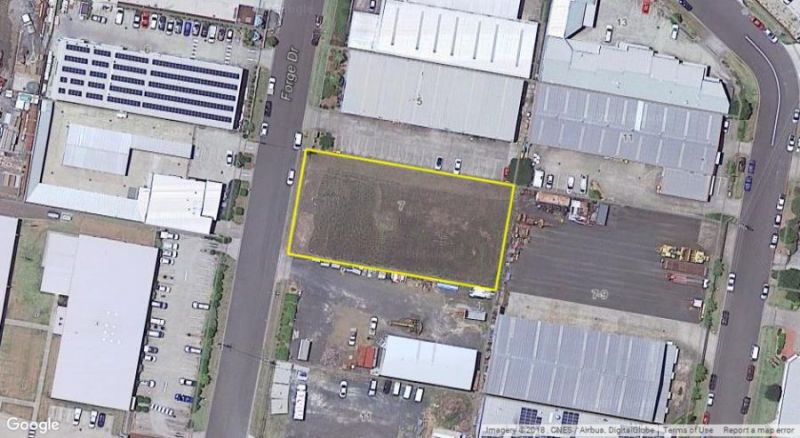 ONE of the LAST remaining industrial zoned development land sites in Coffs Harbour