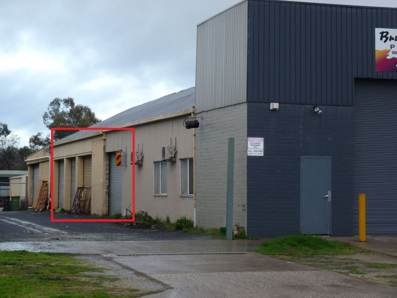 Well Positioned Industrial Property