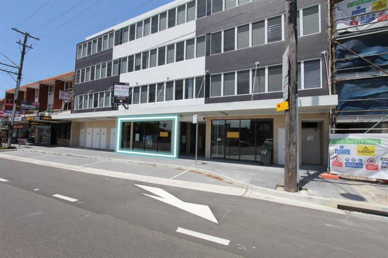 90m² Brand New Retail/Office Premises- Princes Highway