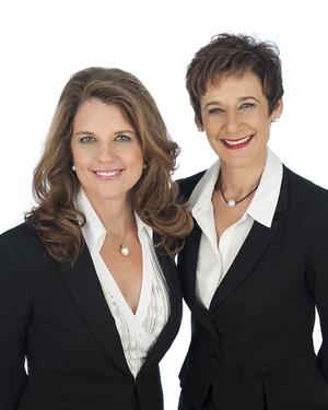 Lisa Parker & Liz Sharpe