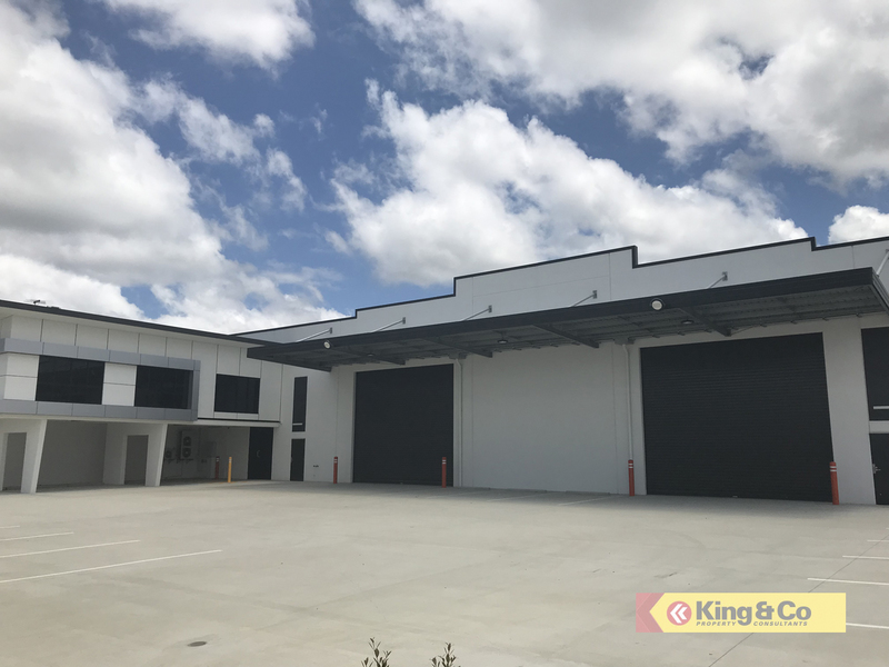 BRAND NEW BUILDING AT A COMPETITIVE PRICE!