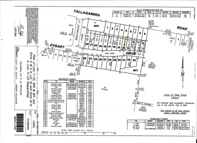 For Sale By Owner: Lot 14 Dysart Drive, Holmview, QLD 4207