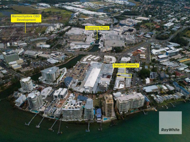 Maroochydore CBD Arcade Retail/Office | Ocean Street Location