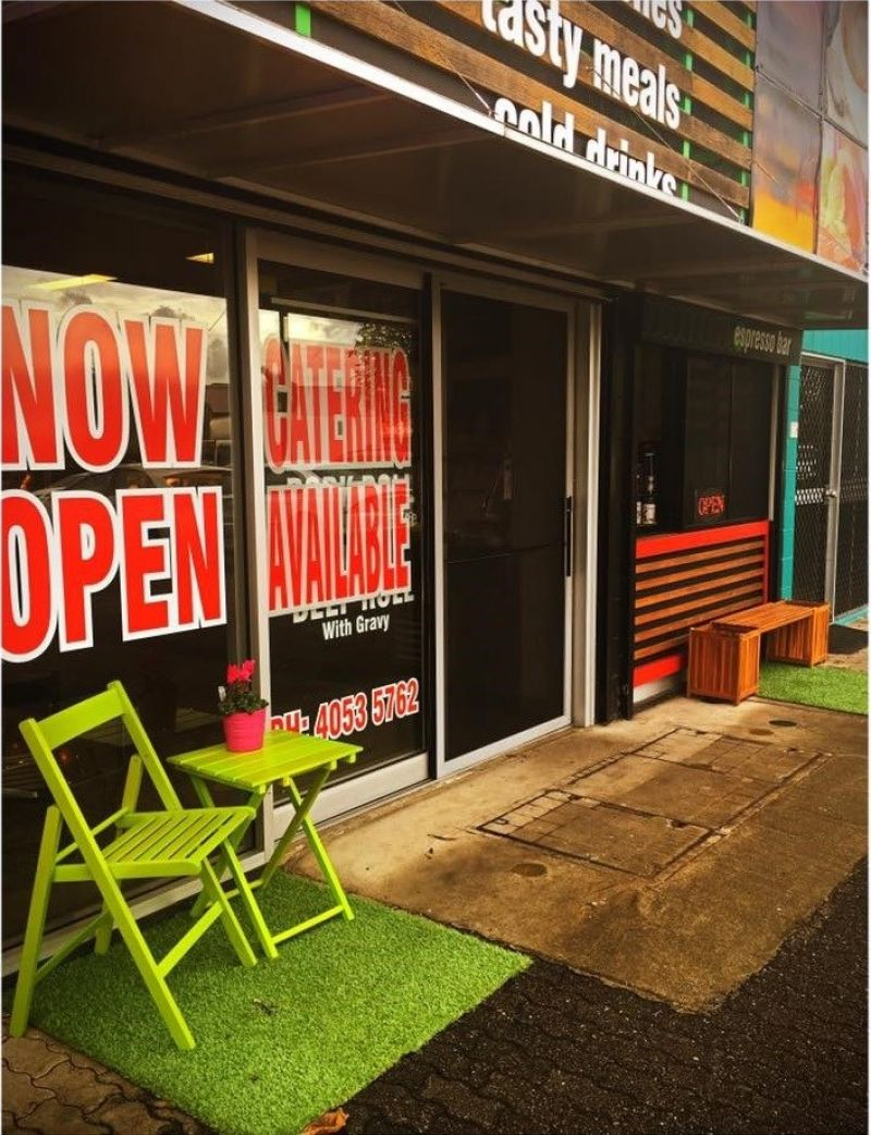 Takeaway/Cafe Business For Sale -