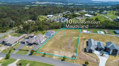 Vacant North-Facing Block - Best in Huntington Downs - Build Your Dream Acreage Estate
