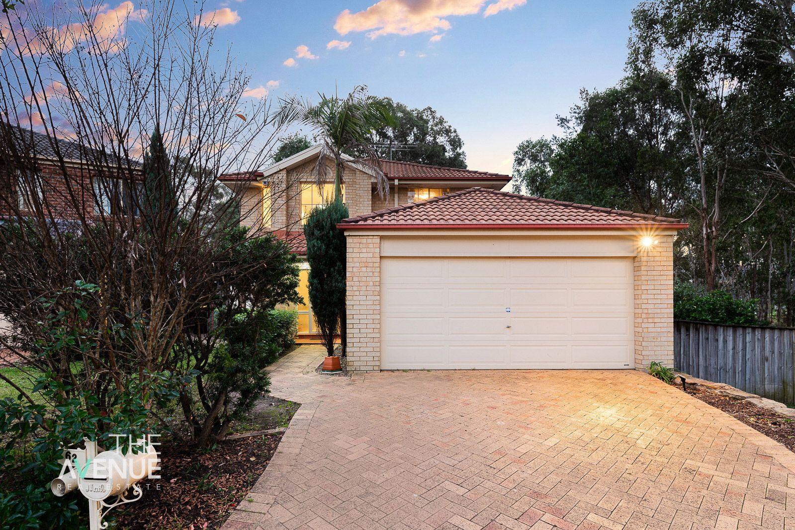 62 Millcroft Way, Beaumont Hills NSW 2155