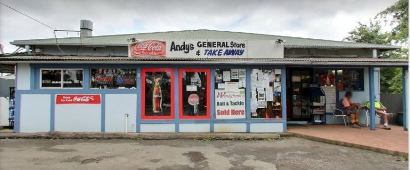 Andys Cafe/takeaway/convenience Store - Arcadia Nsw