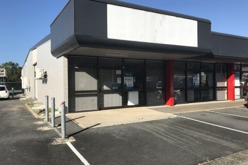 Warehouse - Showroom/Office - Storeroom