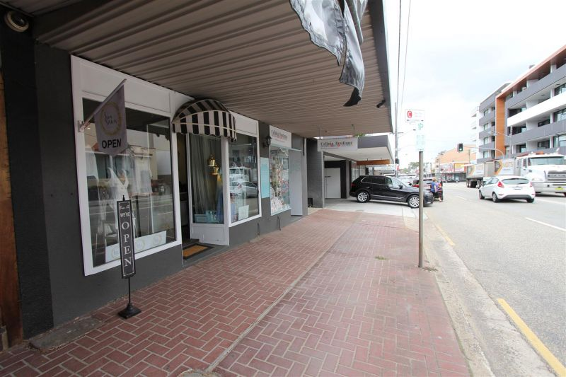 LEASED BY RYAN MCMAHON - 75sqm Boutique Shopfront Rocky Point Road