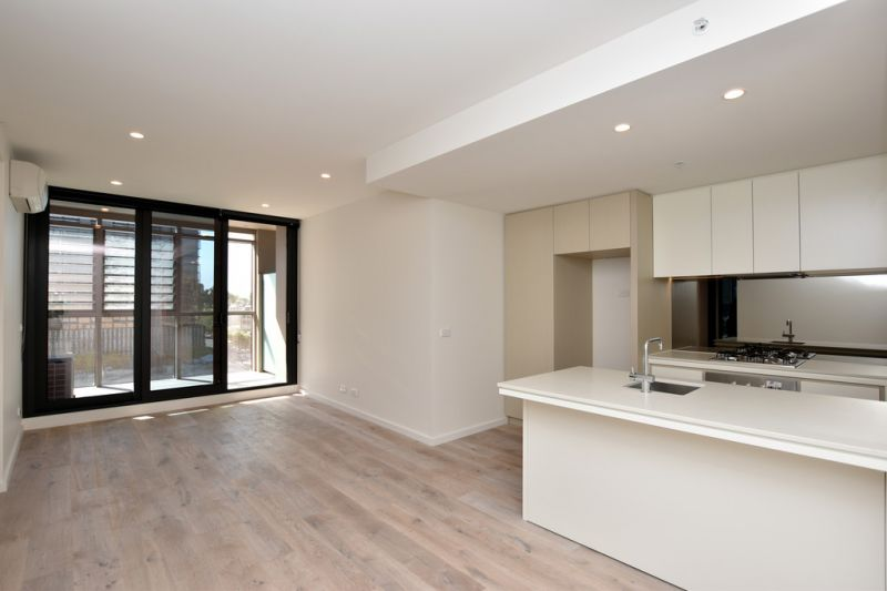 Kings Domain: Brand New Two Bedroom Apartment in Melbourne!