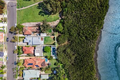 Rare North facing 605.5sqm waterfront reserve adjacent to Majors Bay Reserve and in one of Concord's most sought after locations