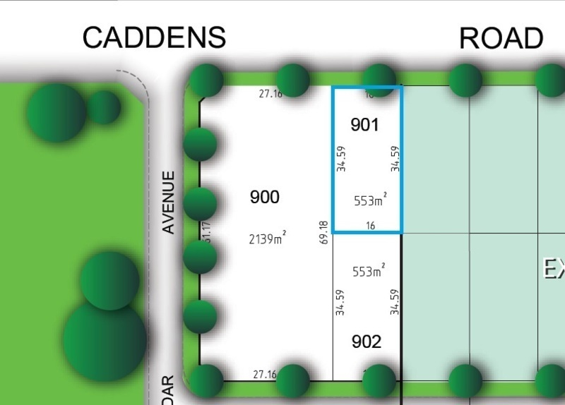 Claremont Meadows Lot 901 Caddens Road