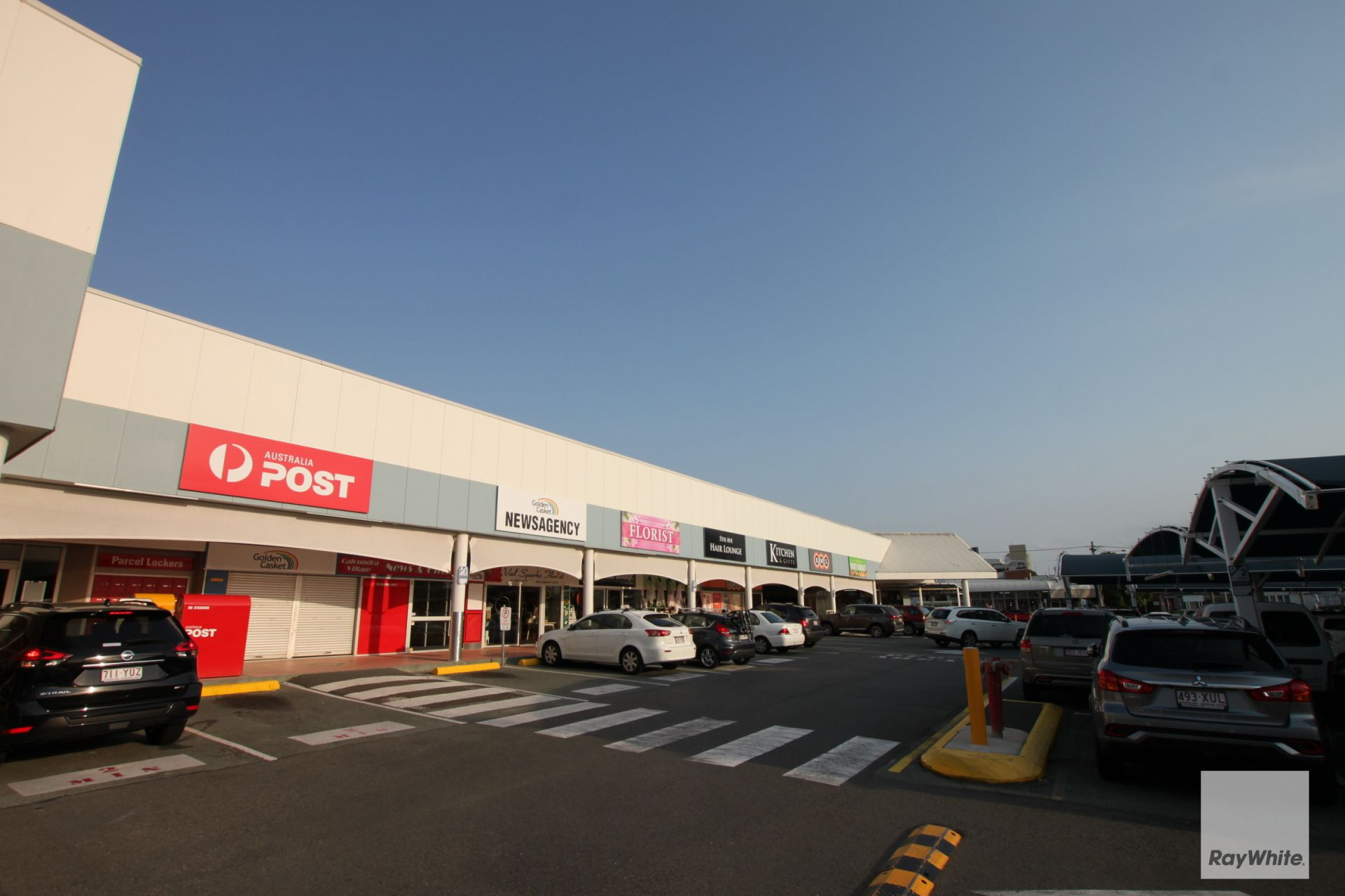 Retail tenancy in complex open 7 days -  IGA anchor tenant