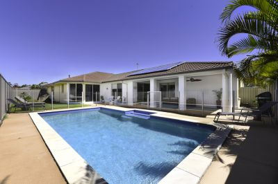 Quality Single Level Home with Space for all of the Family in Runaway Lagoons!