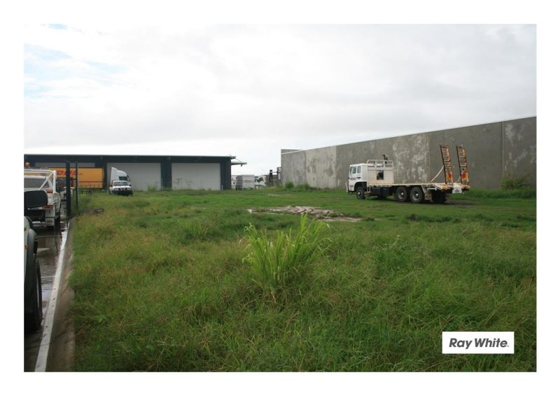 VACANT INDUSTRIAL LAND - FOR LEASE
