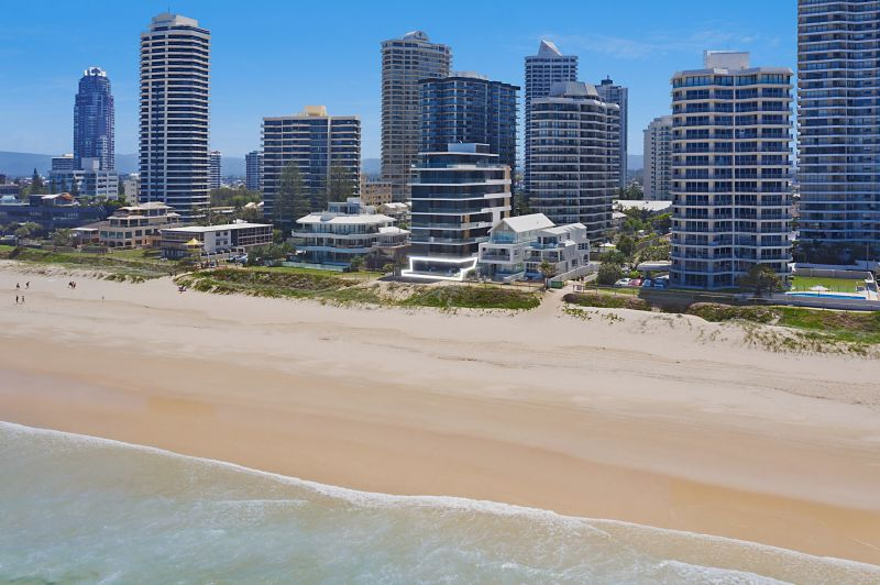 The Pinnacle of Absolute Beachfront Luxury