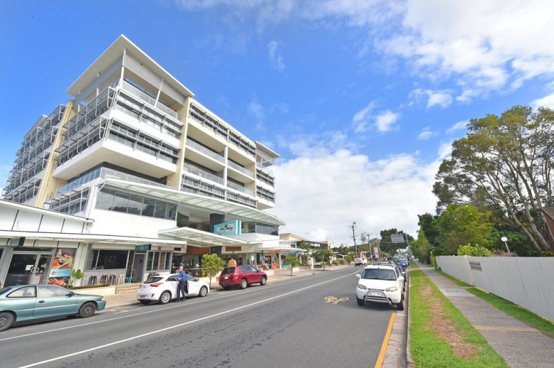Mooloolaba Fitted Office