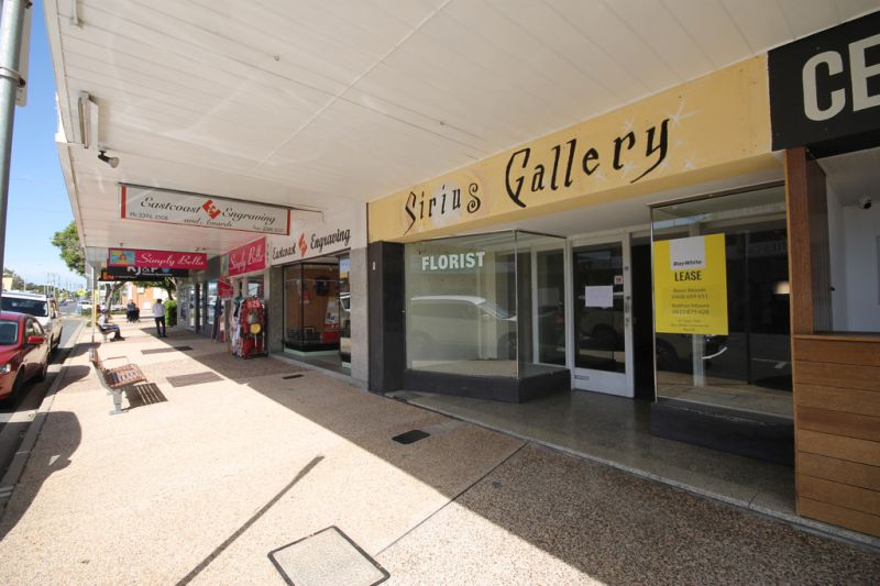 High Street Retail Space On Bay Terrace