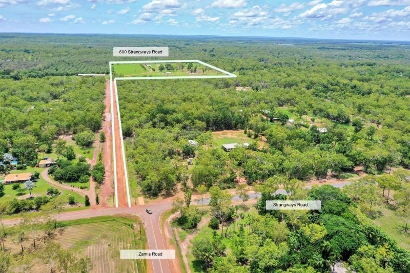 For Sale By Owner: 600 Strangways Road, Humpty Doo, NT 0836
