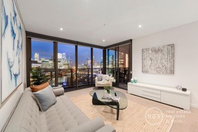 A North-Facing Docklands Stunner You Need To See