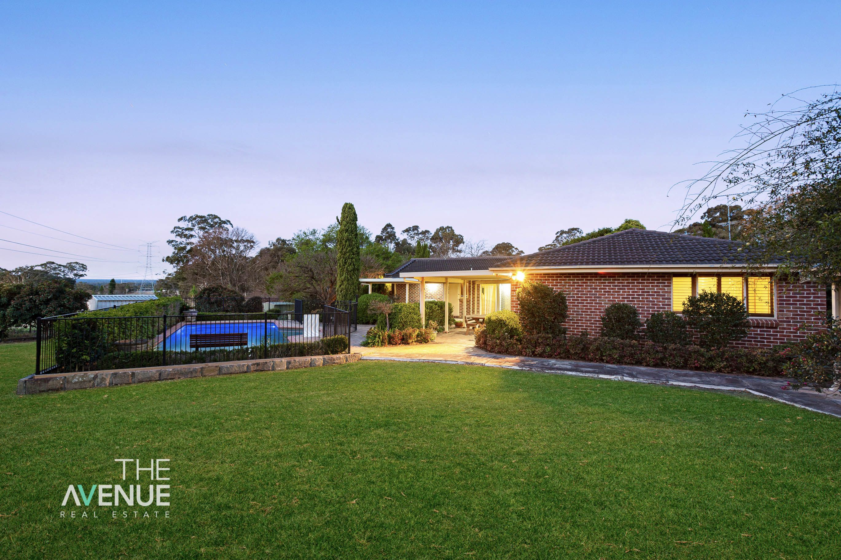158 Boundary Road, Oakville NSW 2765
