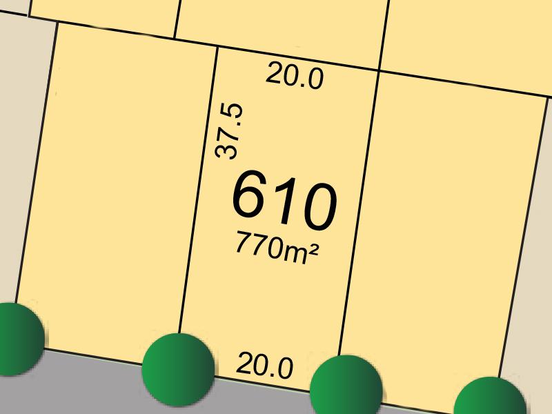 Paxton LOT 610 Proposed Road   Watagan Rise