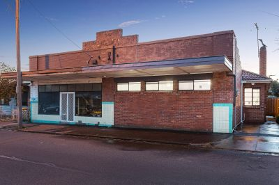 Ex-shop & Dwelling, Zoned Mixed Use, Ideal Commercial/Residential Opportunity