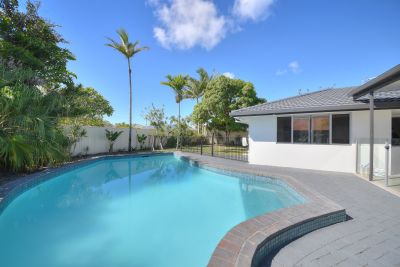 PRICE REDUCED - Stylish Family Entertainer with Pool in Key Location