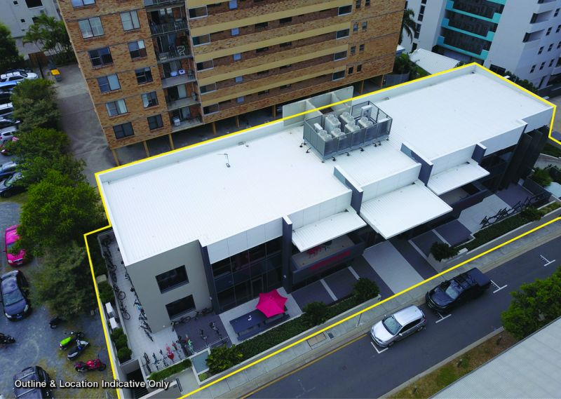Fully Leased CBD Modern Building Long Lease with options to 2033
