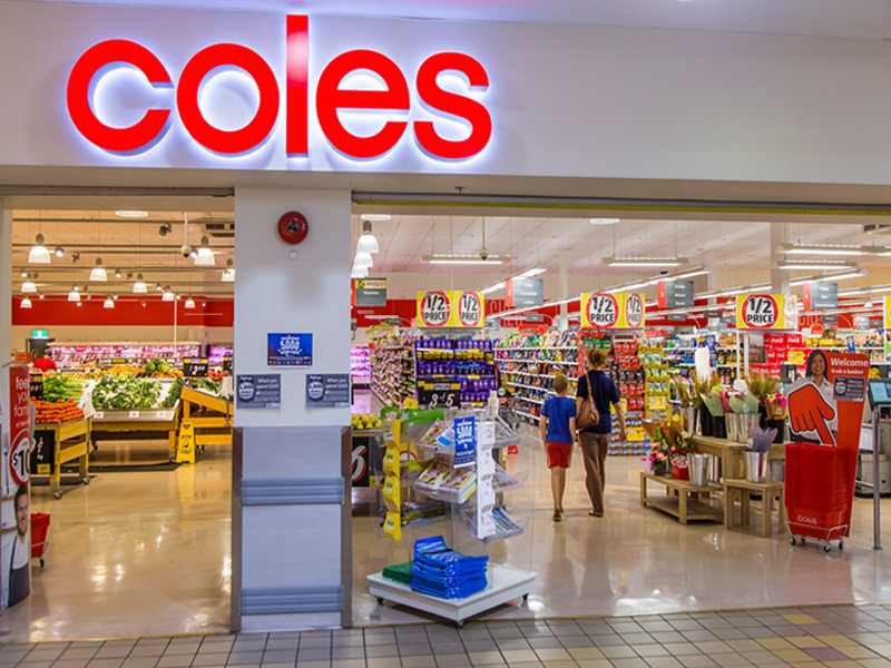 For Sale - Strongly Trading Coles Anchored Neighbourhood Shopping Centre