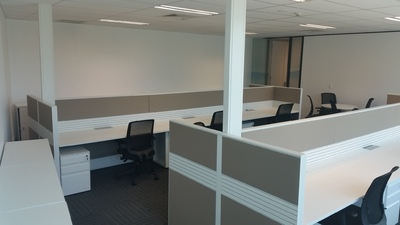 12 Persons Fully Equipped Office for Short/Long Term Lease - Available Immediately!