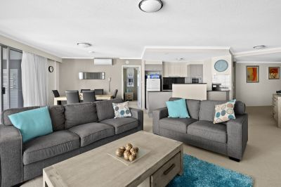Fully furnished spacious Budds Beach Trilogy apartment