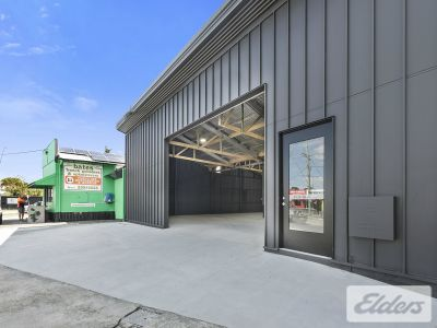 FRESHLY REFURBISHED SHED WITH MASSIVE EXPOSURE