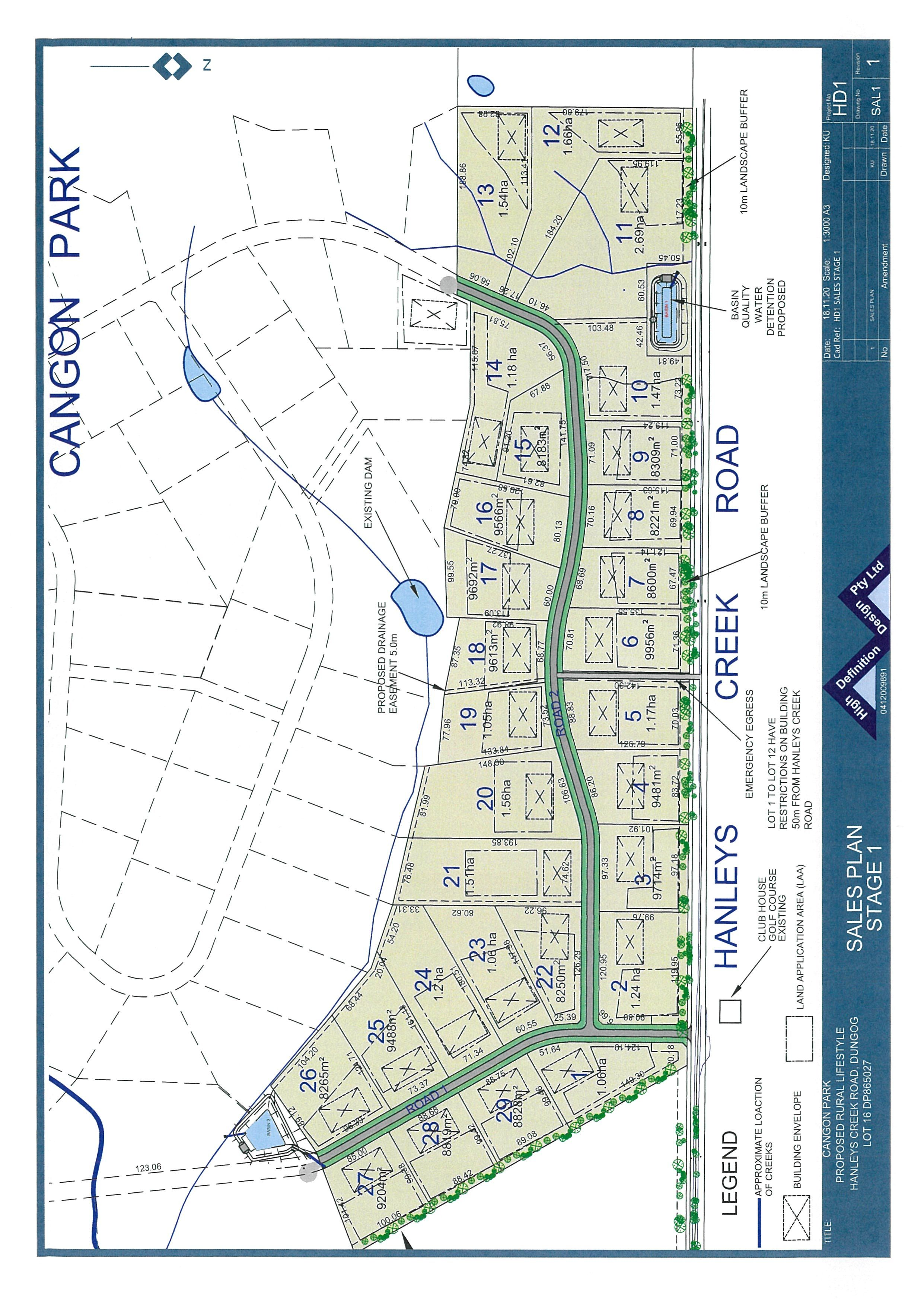 7/Lot 16 Hanleys Creek Road Dungog 2420