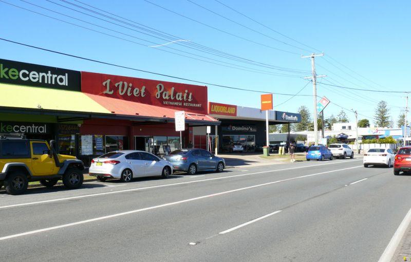 High Exposure Along Gold Coast Highway