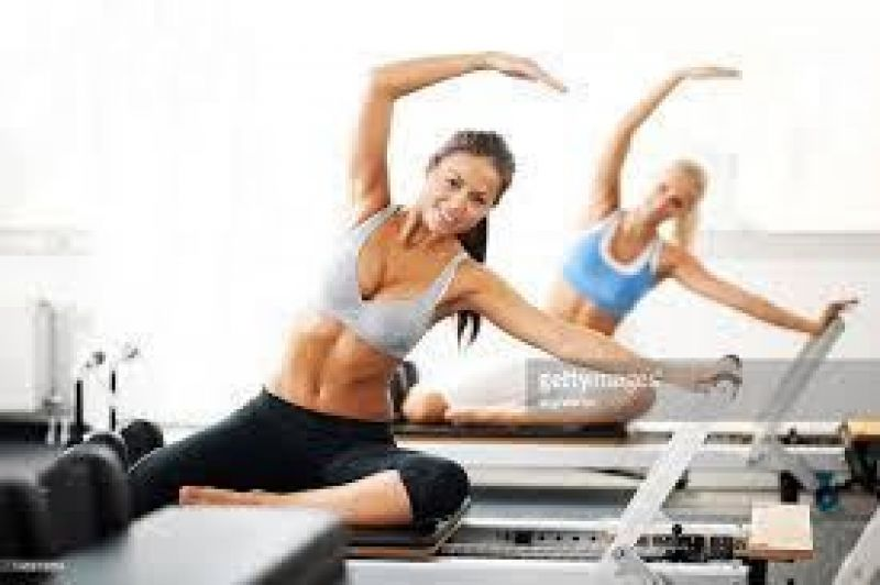 Pilates Studio In The Western Suburbs