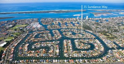 Runaway Islands  Prime North to Water Renovator.