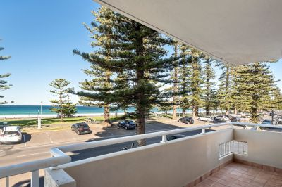 Two Bedroom Manly Beach Apartment